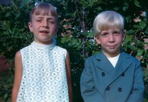 1969 DEBBIE & GREG