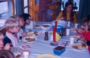 1969 Barrett Thanksgiving