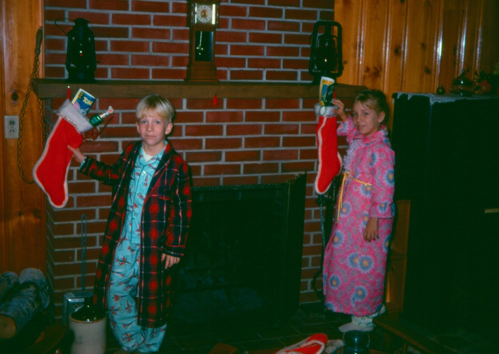 1970 CHRISTMAS STOCKINGS