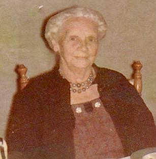 GRACE PETTIGREW 1880-1990