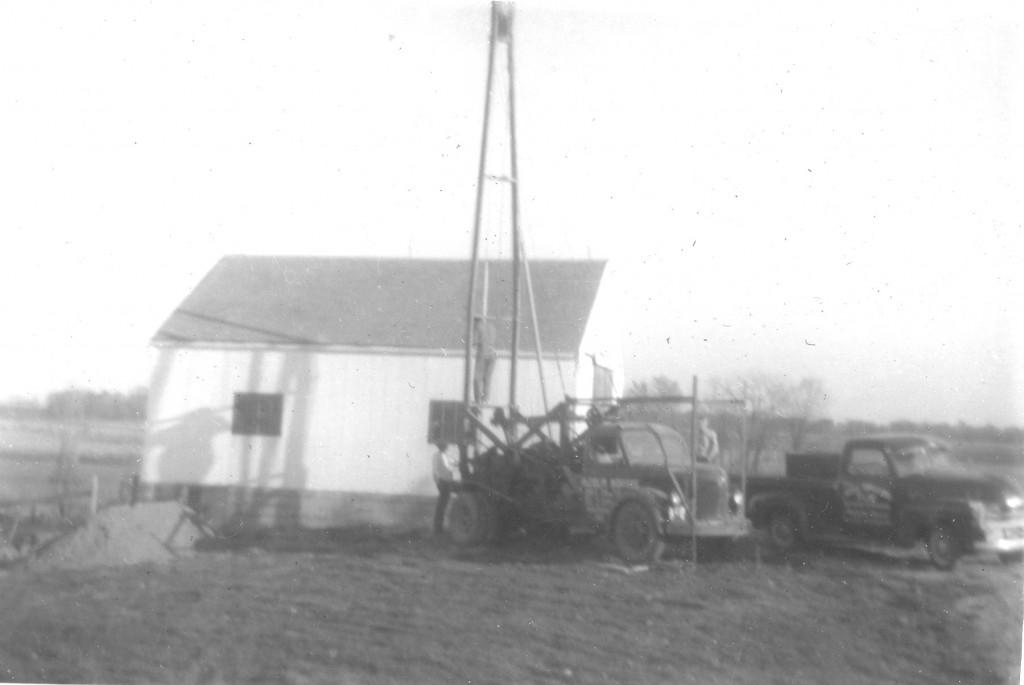 1952 BEGINNING