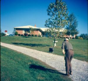 1973 April Huntsville Road