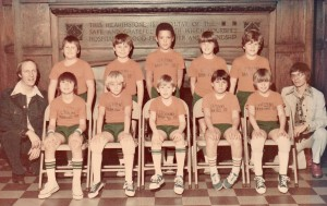 YMCA 1975 youth league